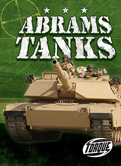 Cover for Abrams Tanks