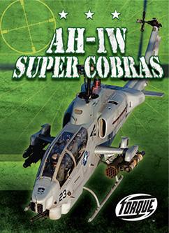 Cover for AH-1W Super Cobras
