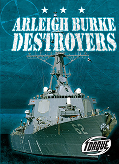 Cover for Arleigh Burke Destroyers
