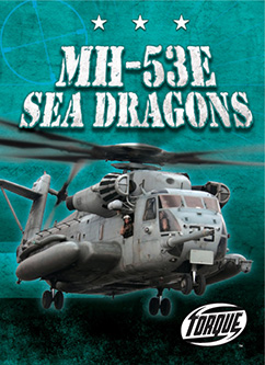 Cover for MH-53E Sea Dragons
