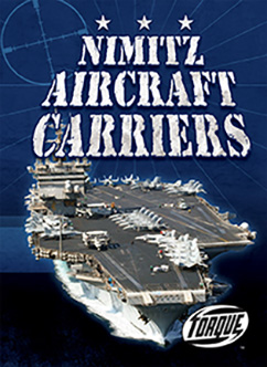 Cover for Nimitz Aircraft Carriers
