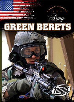 Cover for Army Green Berets