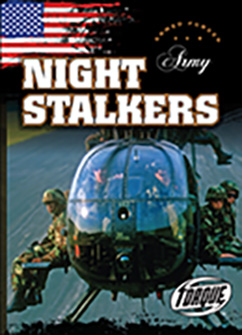 Cover for Army Night Stalkers