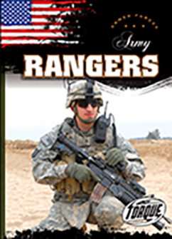 Cover for Army Rangers