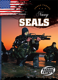 Cover for Navy SEALs