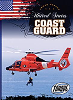 Cover for US Coast Guard