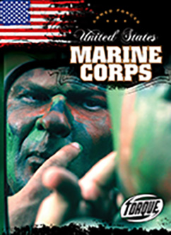 Cover for US Marine Corps