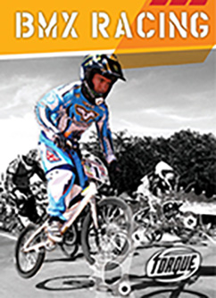 Cover for BMX Racing
