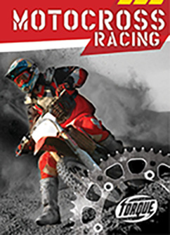 Cover for Motocross Racing
