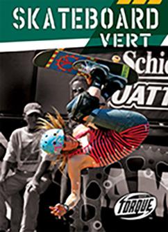 Cover for Skateboard Vert
