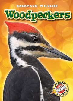 Cover for Woodpeckers