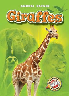 Cover for Giraffes