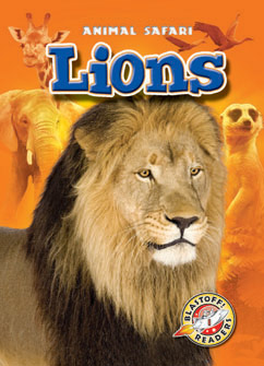 Cover for Lions