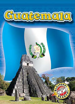 Cover for Guatemala