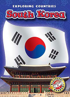 Cover for South Korea