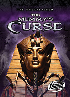 Cover for Mummy's Curse, The