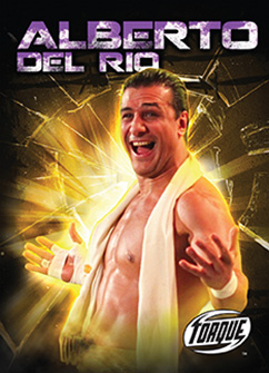 Cover for Alberto Del Rio