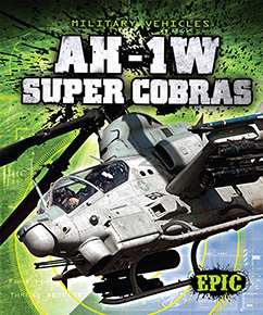 Cover for AH-1W Super Cobras