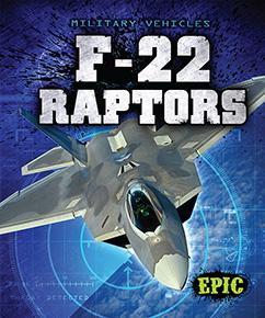Cover for F-22 Raptors
