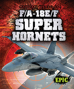 Cover for F/A-18E/F Super Hornets