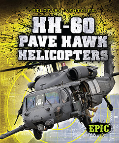 Cover for HH-60 Pave Hawk Helicopters