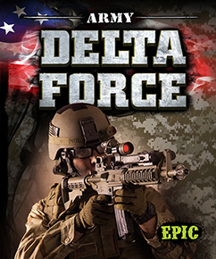 Cover for Army Delta Force
