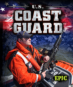 Cover for U.S. Coast Guard
