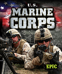 Cover for U.S. Marine Corps