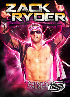 Cover for Zack Ryder