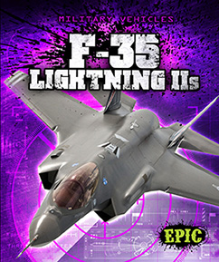 Cover for F-35 Lightning II s