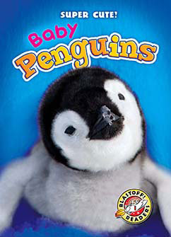 Cover for Baby Penguins