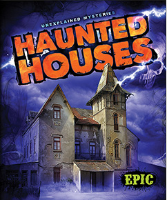 Cover for Haunted Houses