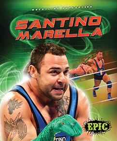 Cover for Santino Marella