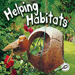 Cover for Helping Habitats