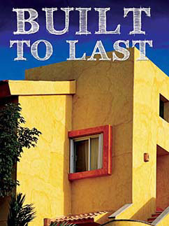 Cover for Built to Last