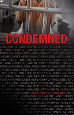 Cover for Condemned