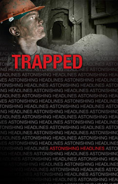 Cover for Trapped