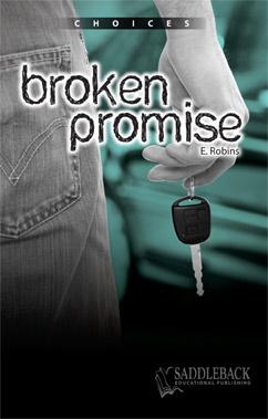 Cover for Broken Promise