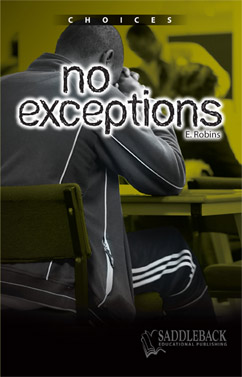 Cover for No Exceptions