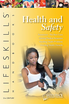 Cover for Health and Safety Handbook