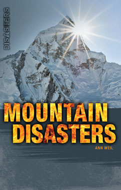 Cover for Mountain Disasters