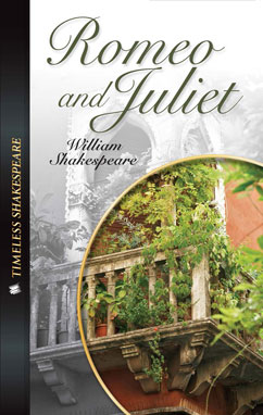 Cover for Romeo and Juliet