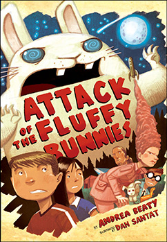 Cover for Attack of the Fluffy Bunnies