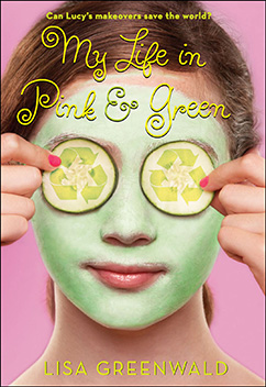 Cover for My Life in Pink & Green