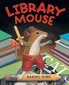 Cover for Library Mouse