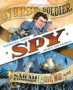 Cover for Nurse, Soldier, Spy