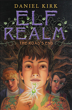 Cover for Elf Realm: The Road's End