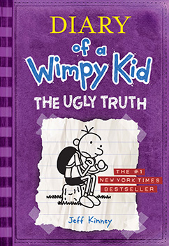 Cover for Ugly Truth (Diary of a Wimpy Kid #5)