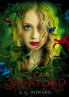 Cover for Splintered