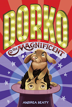 Cover for Dorko the Magnificent
